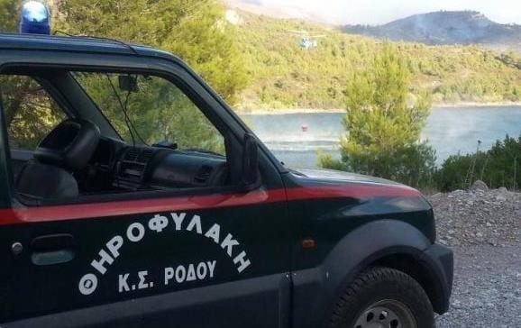 Ρόδος : Έριχνε φόλες και την γλύτωσε μόνο με 200 ευρώ