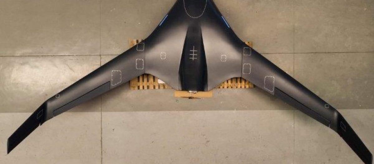 Νέο UAV με σχήμα «ιπτάμενης πτέρυγας» από το ΑΠΘ