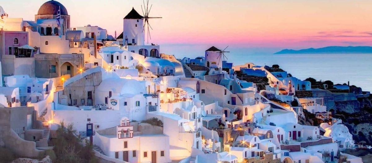Πρωτιά για τα ελληνικά νησιά από τους αναγνώστες του Condé Nast Traveller