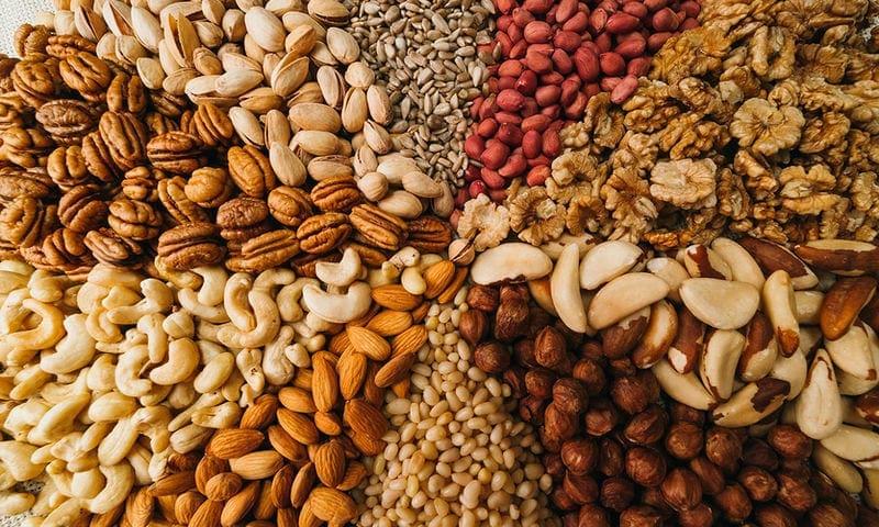 Ξηροί καρποί : Οι 6 καλύτεροι ξηροί καρποί και τα οφέλη τους για την υγεία