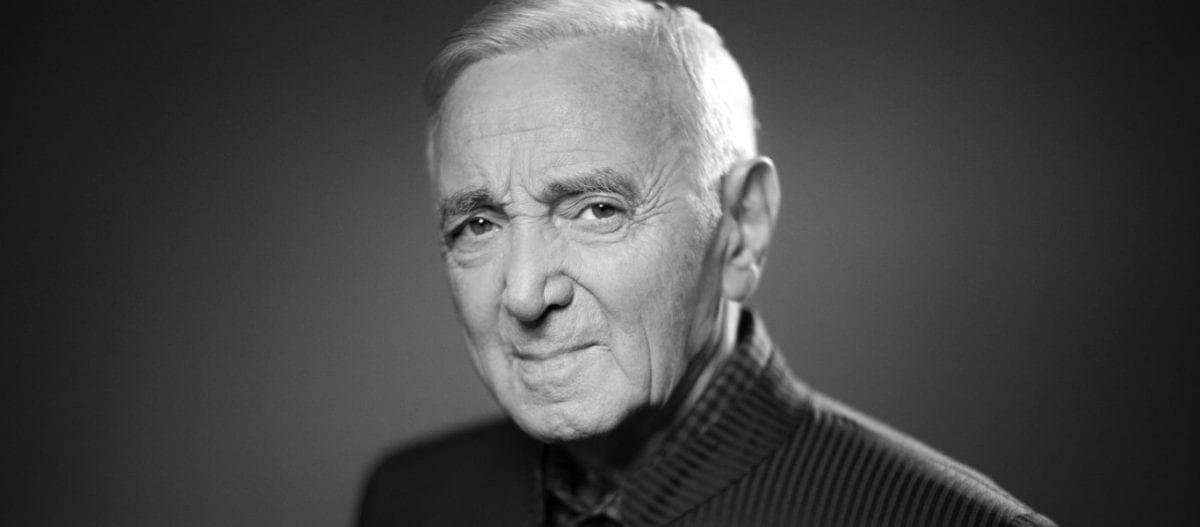 Έφυγε από τη ζωή ο σπουδαίος Charles Aznavour