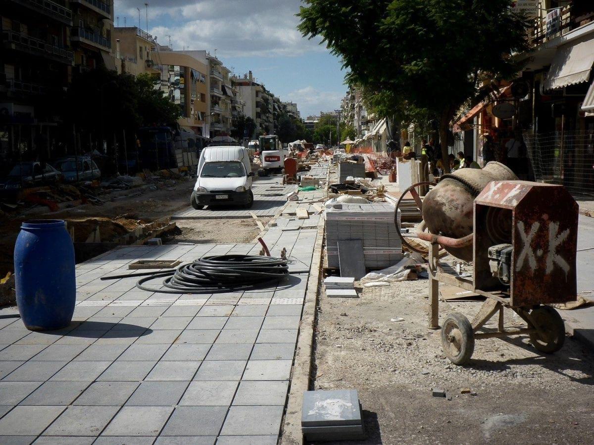 Εκτέλεση εργασιών στο Ροδίνι την Πέμτπη
