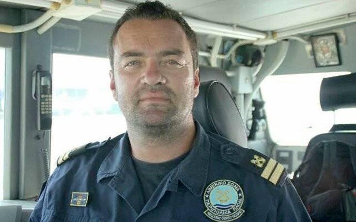 «Έφυγε» ξαφνικά σε ηλικία 44 ετών ο Κυριάκος Παπαδόπουλος, ο λιμενικός που έσωσε χιλιάδες πρόσφυγες