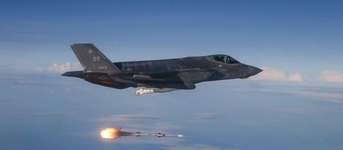 ΗΠΑ: «Τον Μάρτιο παραδίνουμε 2 F-35 στην Άγκυρα