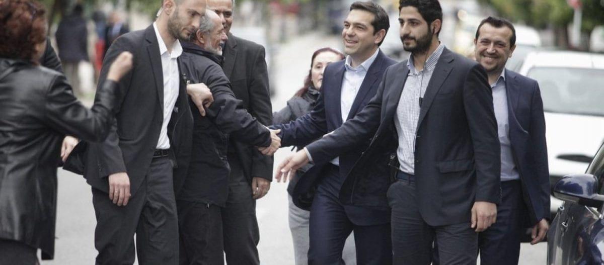 Αλβανός προσποιούνταν τον αστυνομικό της ασφάλειας του Α.Τσίπρα! – «Στον αέρα» η προστασία του Έλληνα πρωθυπουργού