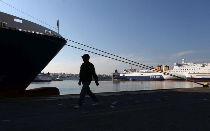 Δεμένα τα πλοία στις 28 Νοεμβρίου