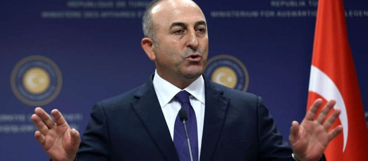 Τουρκικό ΥΠΕΞ: «Αναγνωρίζουμε μόνο τα έξι μίλια και υποβάλουμε σχέδιο πτήσης μόνο γι' αυτά»