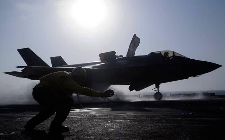 «Η Άγκυρα πρέπει να επιλέξει ανάμεσα στα F-35 και τους S-400»