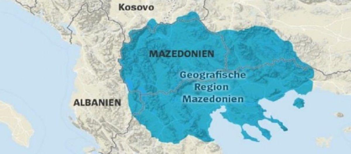 """Σκοπιανό ντοκιμαντέρ: «Οι Έλληνες σκλάβωσαν τη """"Μακεδονία""""» (βίντεο)"""