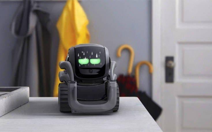 Το πρώτο οικιακό ρομπότ του κόσμου