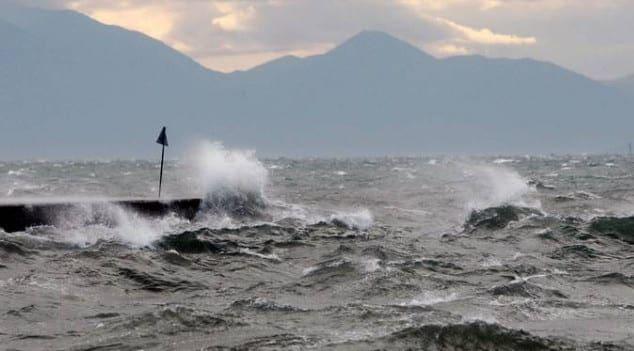 Επικίνδυνα καιρικά φαινόμενα στα νησιά μας