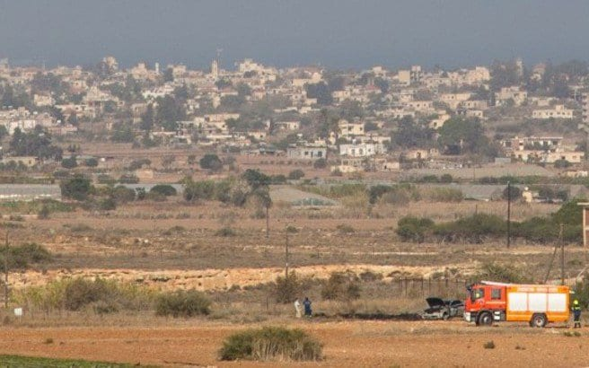 Πρόκληση από κατοχικά στρατεύματα σε βάρος Ελληνοκυπρίων στη νεκρή ζώνη