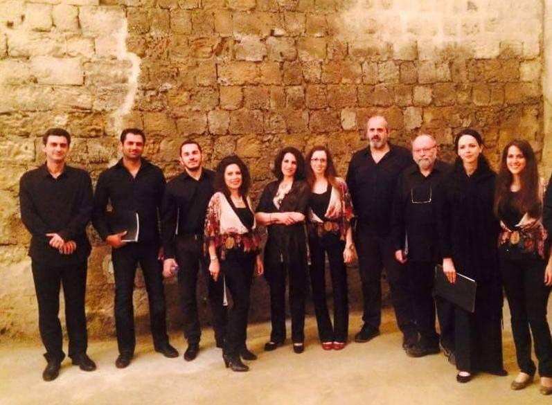 """Εκδήλωση με το Φωνητικό Σύνολο """"Δέκα με Τόνο"""" σε έργα του Αντώνη Κυζούλη"""