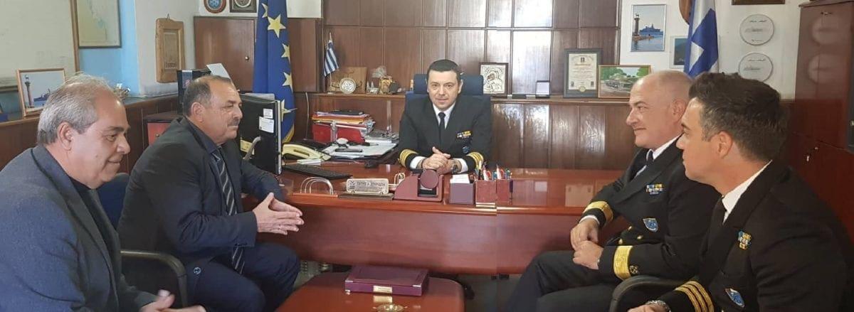 Τις Λιμενικές Αρχές συνεχάρη ο Δήμαρχος Ρόδου- ζητάει την παραδειγματική τιμωρία των δραστών
