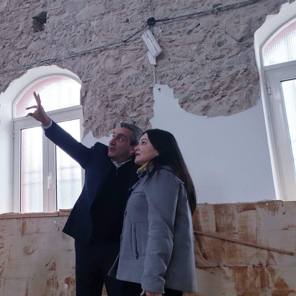 Με το ποσό των 200.000 ευρώ, η Περιφέρεια θα χρηματοδοτήσει την αποκατάσταση του τεμένους Γαζή Χασάν Πασά στην Κω