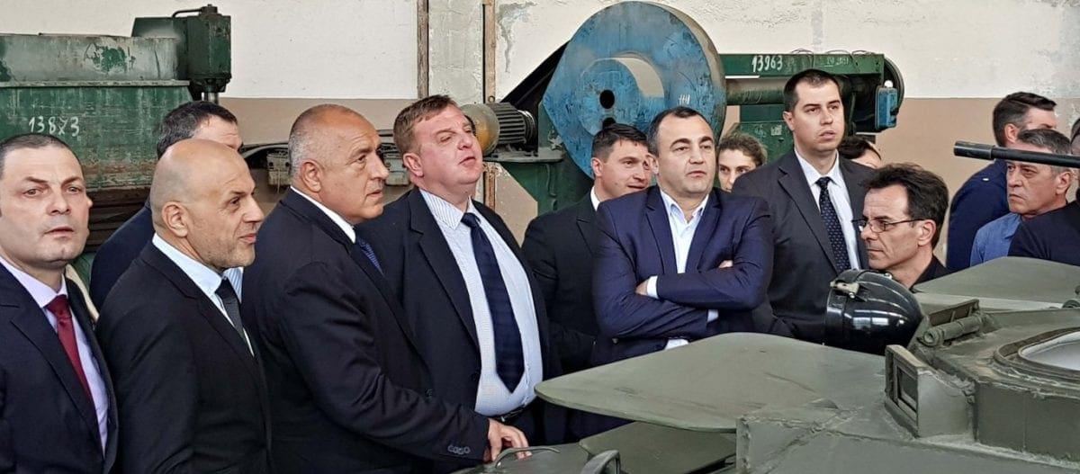 Βούλγαρος υπουργός Άμυνας σε Σκόπια: «Σταματήστε την παραχάραξη της ιστορίας»
