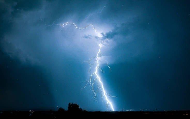 Χαλάει ο καιρός από σήμερα με ισχυρές βροχές και καταιγίδες