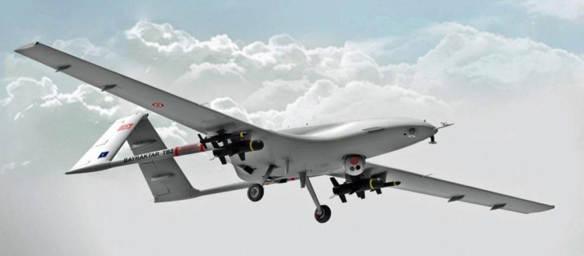 Τουρκικό UAV Bayraktar TB2 πέταξε για πρώτη φορά πάνω από τα Δαρδανέλια – «Σηκώθηκαν ελληνικά F-16» λένε οι Τούρκοι