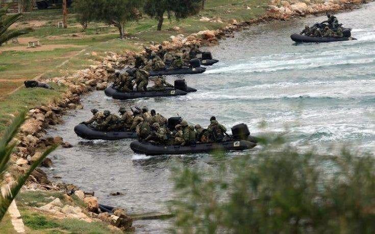 Η Τουρκία προκαλεί στο Αιγαίο, η Ελλάδα απαντά με κομάντο