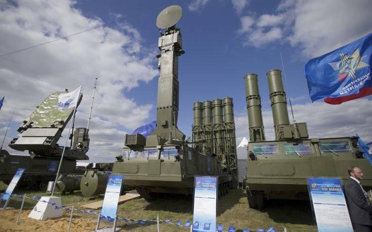 Η Ρωσία ετοιμάζει τον «διάδοχο» των S-300