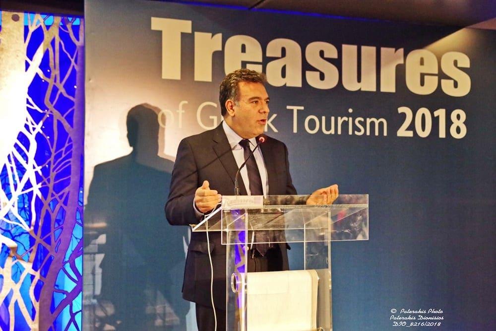 «Η Νέα Δημοκρατία είναι δεσμευμένη σε μια πολιτική μείωσης των φόρων στον τουρισμό»