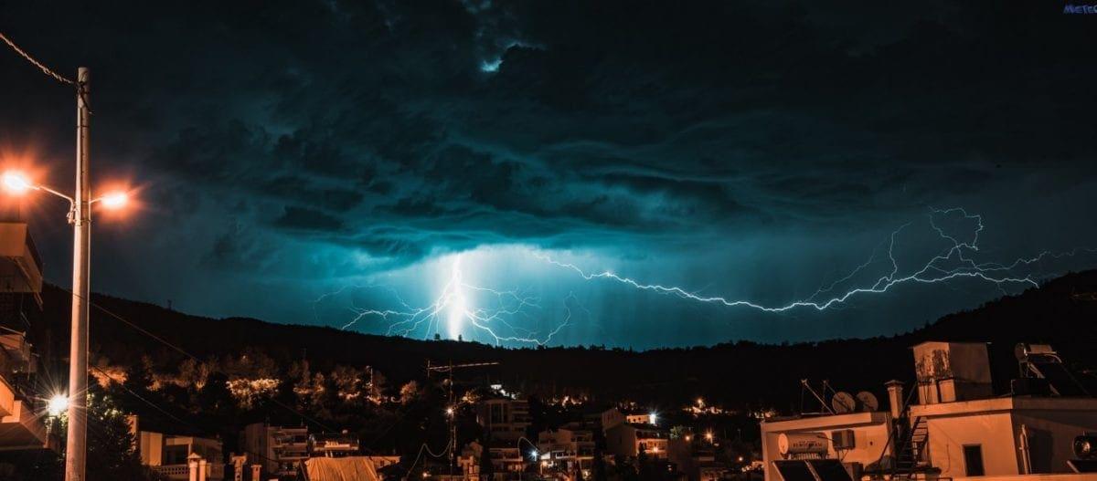 Τα αποτελέσματα της κακοκαιρίας «Πηνελόπη» – Σε 6 ημέρες πάνω από 16.200 κεραυνοί στην Ελλάδα