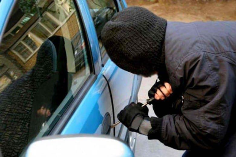 Ρόδος : Εξιχνίαση έξι κλοπών σε αυτοκίνητα