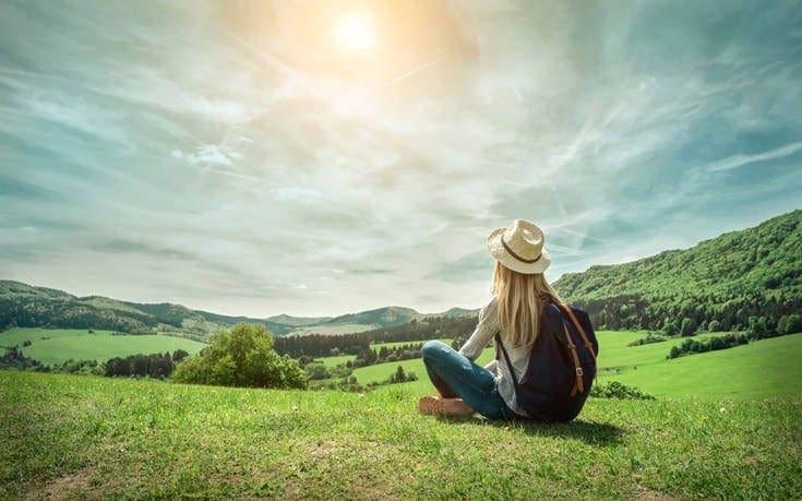Δείτε γιατί η επαφή με τη φύση κάνει καλό στην υγεία