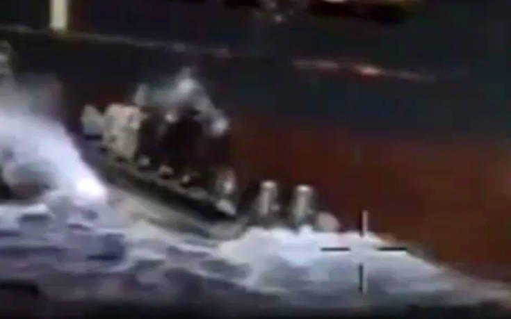 Το «ρεσάλτο» των κομάντο του λιμενικού σε πλοίο με ναρκωτικά στο Ηράκλειο