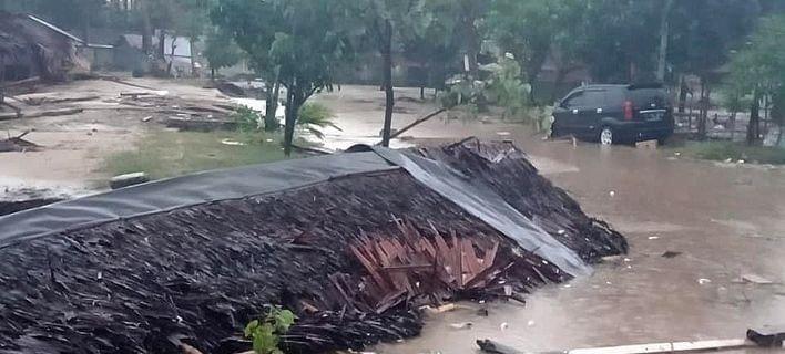 Φονικό τσουνάμι στην Ινδονησία, από έκρηξη ηφαιστείου: 168 νεκροί και εκατοντάδες τραυματίες