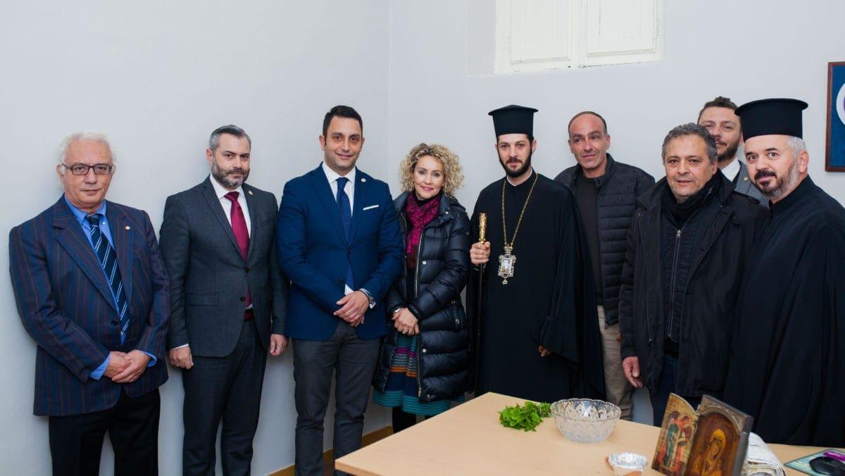 Την πλήρη ανακαίνιση του ιατρείου της Τ.Κ. Κοσκινού, ανέλαβε το Τμήμα ΑΧΕΠΑ Ρόδου