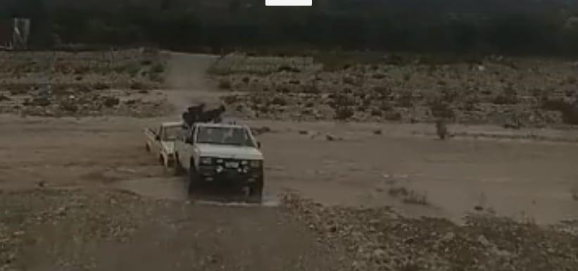 Ρόδος : Πατέρας με παιδιά εγκλωβίστηκε σε ποταμό στην Μαλώνα (βίντεο)