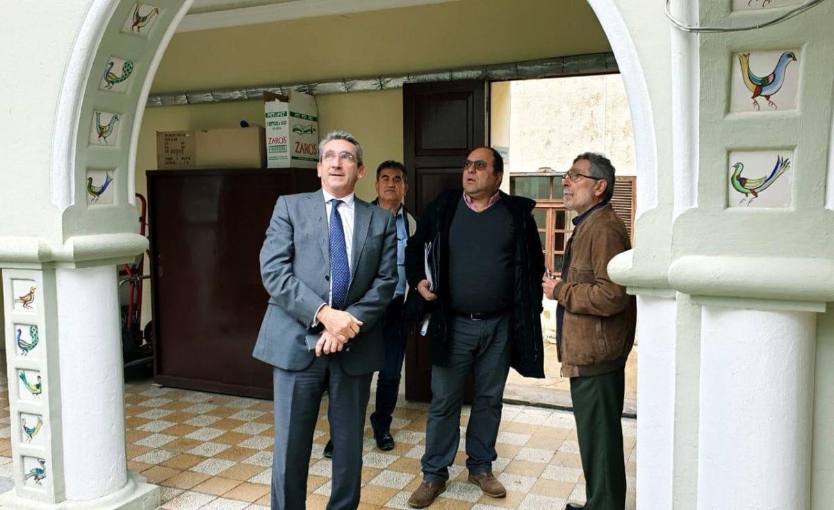 Στη σύσκεψη με τον Υπουργό Δικαιοσύνης για τα δικαστήρια Κω και Ρόδου ο Γιώργος Χατζημάρκος
