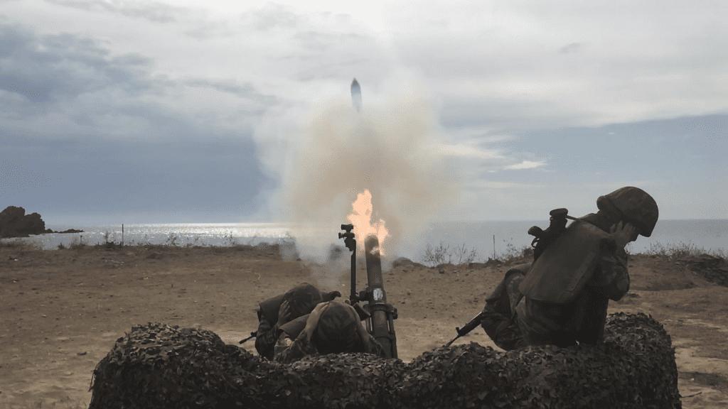 Προσοχή! – Βολές βαρέων όπλων του πεζικού στην Κατταβιά στις 14 & 15 Ιανουαρίου