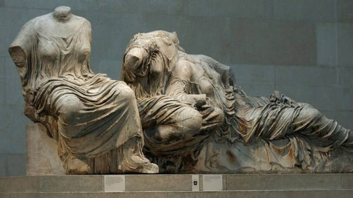 Διευθυντής του Βρετανικού Μουσείου: Τα γλυπτά του Παρθενώνα δεν ανήκουν στην Ελλάδα