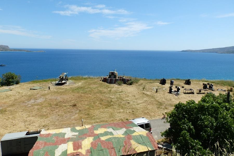 «Τείχος» προστασίας στα νησιά του Αιγαίου: Θωρακίζονται με δεκάδες αντιαεροπορικά πυροβόλα