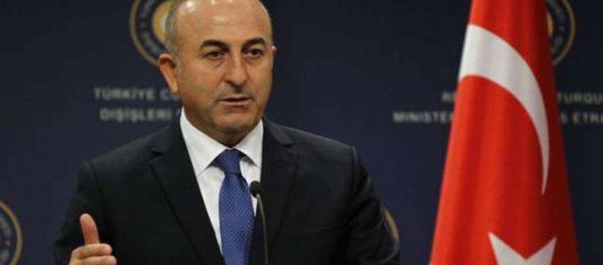 Μ.Τσαβούσογλου για Σκόπια: «Θα συνεχίσουμε να αναγνωρίζουμε τη χώρα με το συνταγματικό της όνομα»