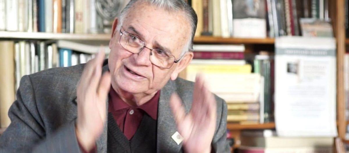 Έφυγε από τη ζωή ο μεγάλος ιστορικός Σαράντος Καργάκος