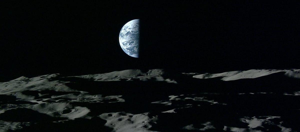 Εντυπωσιακές εικόνες από την πτήση ιαπωνικού δορυφόρου πάνω από τη Σελήνη