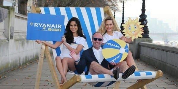 Tίτλοι τέλους για την Ryanair Holidays
