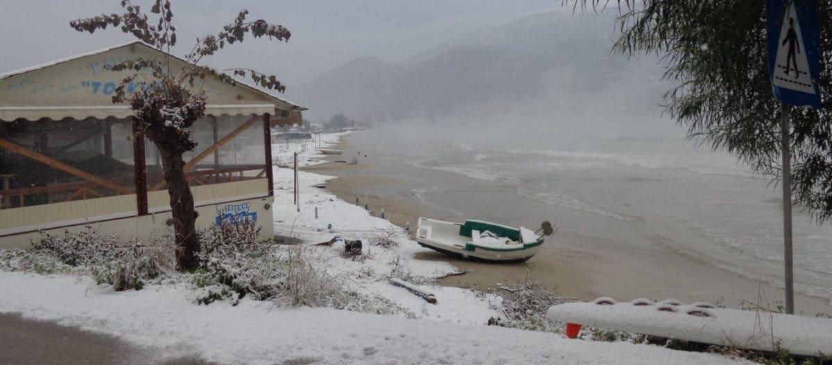 Τέταρτο κύμα κακοκαιρίας: Έρχεται η «Υπατία» με χιόνια, παγετό και ισχυρές καταιγίδες