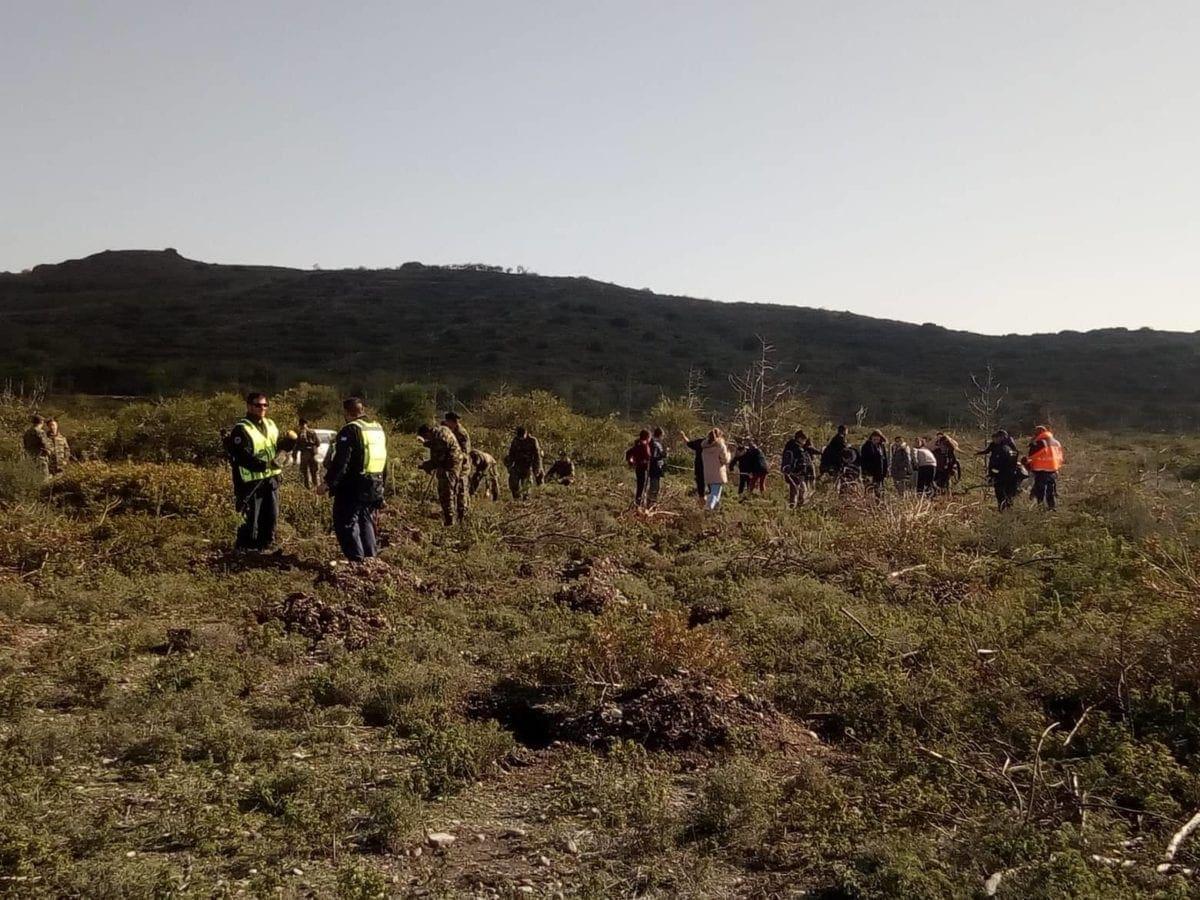 1200 νέα δέντρα φυτεύτηκαν στην αναδάσωση της Κυριακής