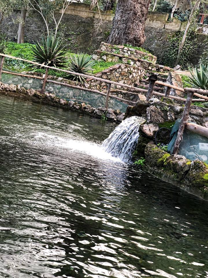 Γάργαρο νερό άρχισε να τρέχει ξανά στη Νύμφη Σαλάκου