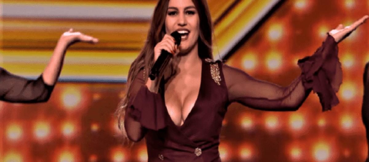 Αυτή είναι η 24χρονη Ελληνίδα που αποθεώθηκε από τον Robbie Williams και «τρέλανε» το Βρετανικό X Factor! (βίντεο)