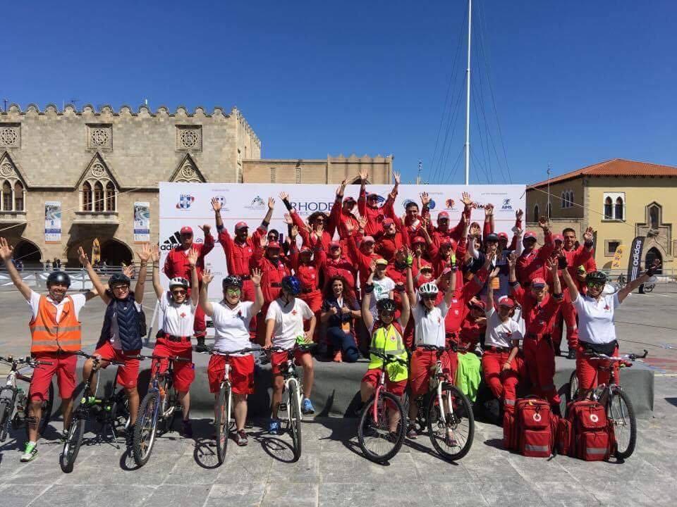 Ο Μαραθώνιος Ρόδου 2019 στηρίζει τον Ελληνικό Ερυθρό Σταυρό