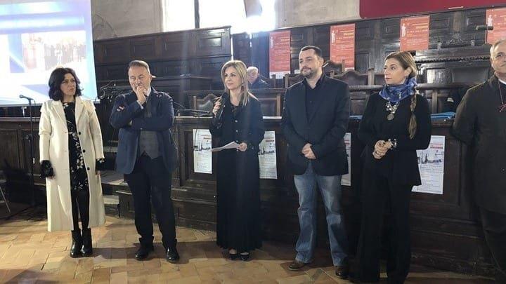 Ο Μ. Κόκκινος στους εορτασμούς στη Νάπολη για την Παγκόσμια Ημέρα Ελληνικής Γλώσσας