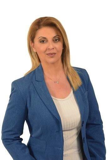 Η Νατάσα Βενετοκλή υποψήφια με την  Παράταξη του Μανώλη Γλυνού