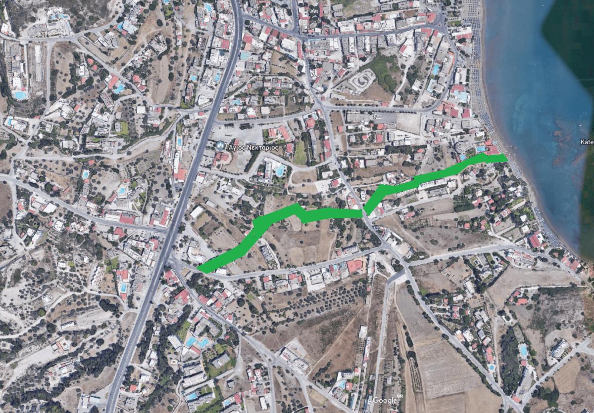 Ξεκινάει άμεσα το έργο αντιπλημμυρικής θωράκισης στην περιοχή του Φαληρακίου. Εντός ημερών ξεκινούν και οδικά έργα στη Δ.Ε. Καλλιθέας και Δ.Ε. Πεταλούδων