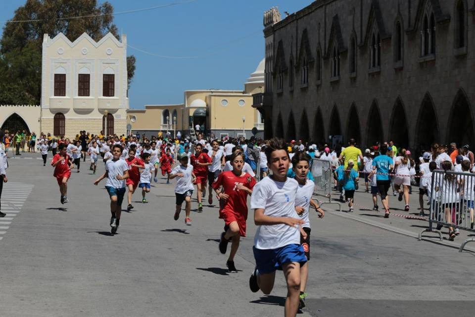 Πρόσκληση στην Σχολική Κοινότητα να συμμετάσχει στο 6ο Διεθνή Μαραθώνιο Δρόμο της Ρόδου