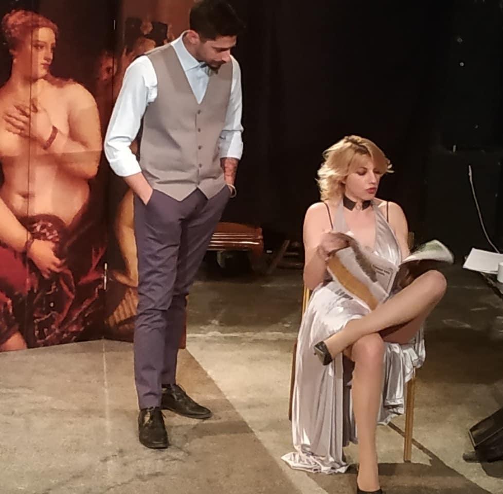 Για δεύτερη συνεχόμενη χρονιά η Ρόδος  δίνει το παρόν στα θεατρικά δρώμενα της Αθήνας